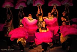 Танц ТАЙВАНСКА ИМПРЕСИЯ