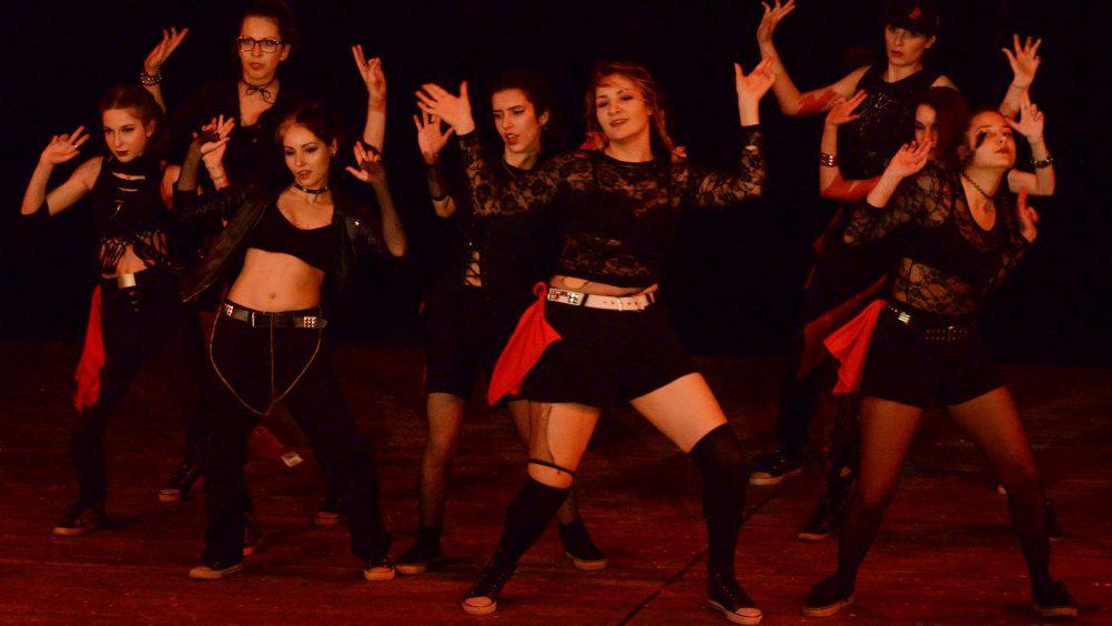 Какво са k-pop танци