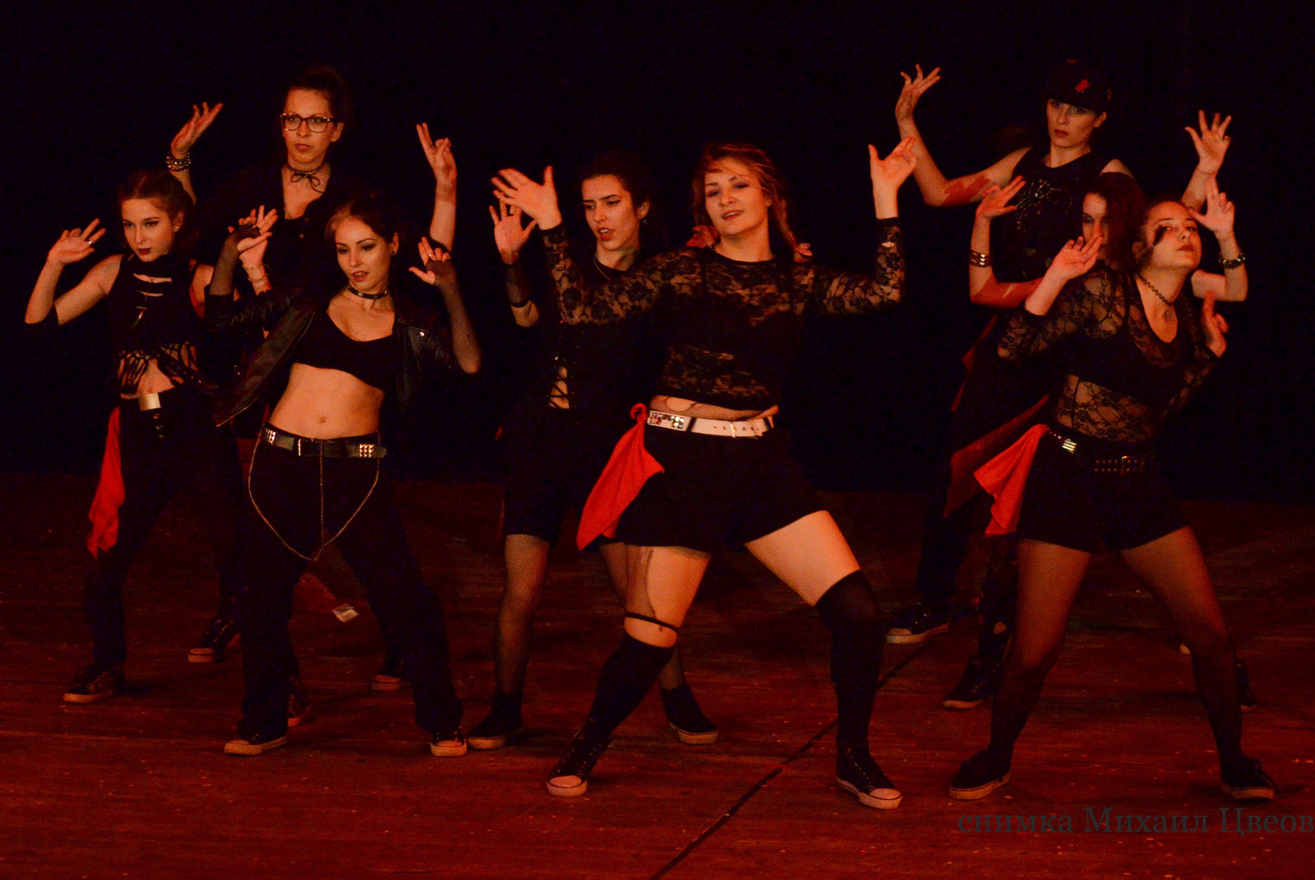 Какво са КЕЙ-ПОП танци?